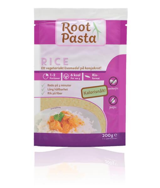 Root Pasta Rice